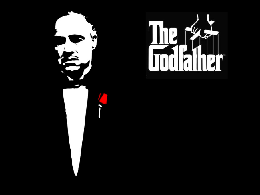 The Godfather By Unknown 1972 The Godfather S Movie Poster Might Not Be The Most Graphically Complex Or Beautiful The Godfather Movie Posters Gangster Movies