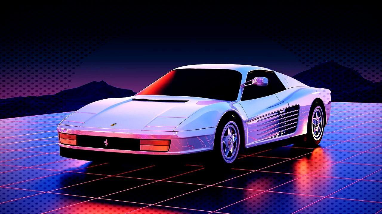 Ferrari Testarossa -