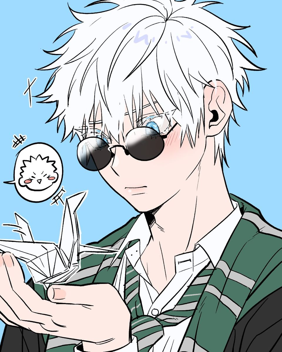 Satoru Gojo Jujutsu Anime Characters Anime Guys