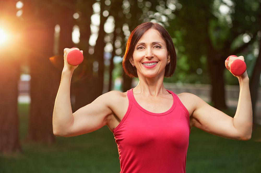 ejercicios para bajar de peso para mujeres de 40 anos
