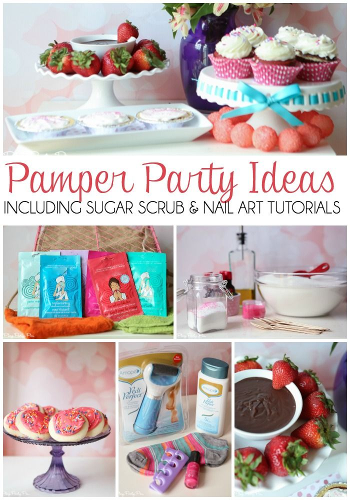 spa party craft ideas all of these pamper ideas what a great way to 5461