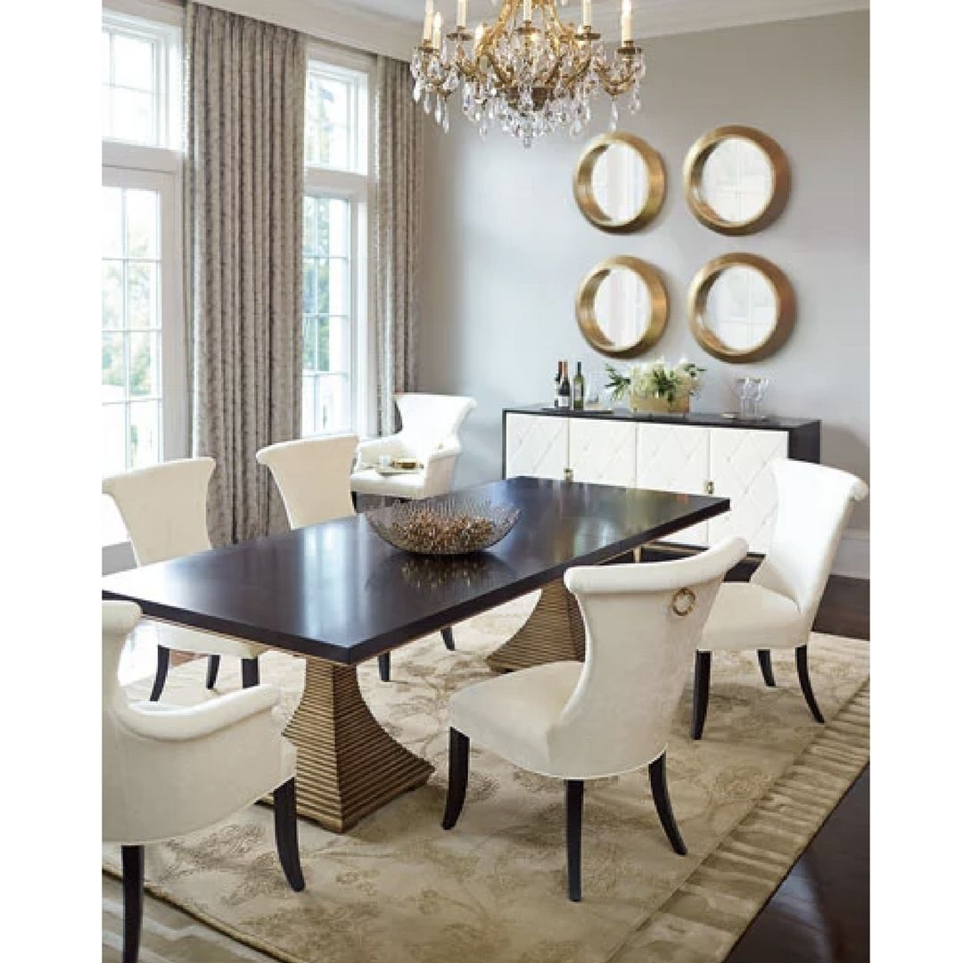 See This Instagram Photodesignrecipes  44 Likes  Dining Cool Bernhardt Dining Room Set Design Ideas