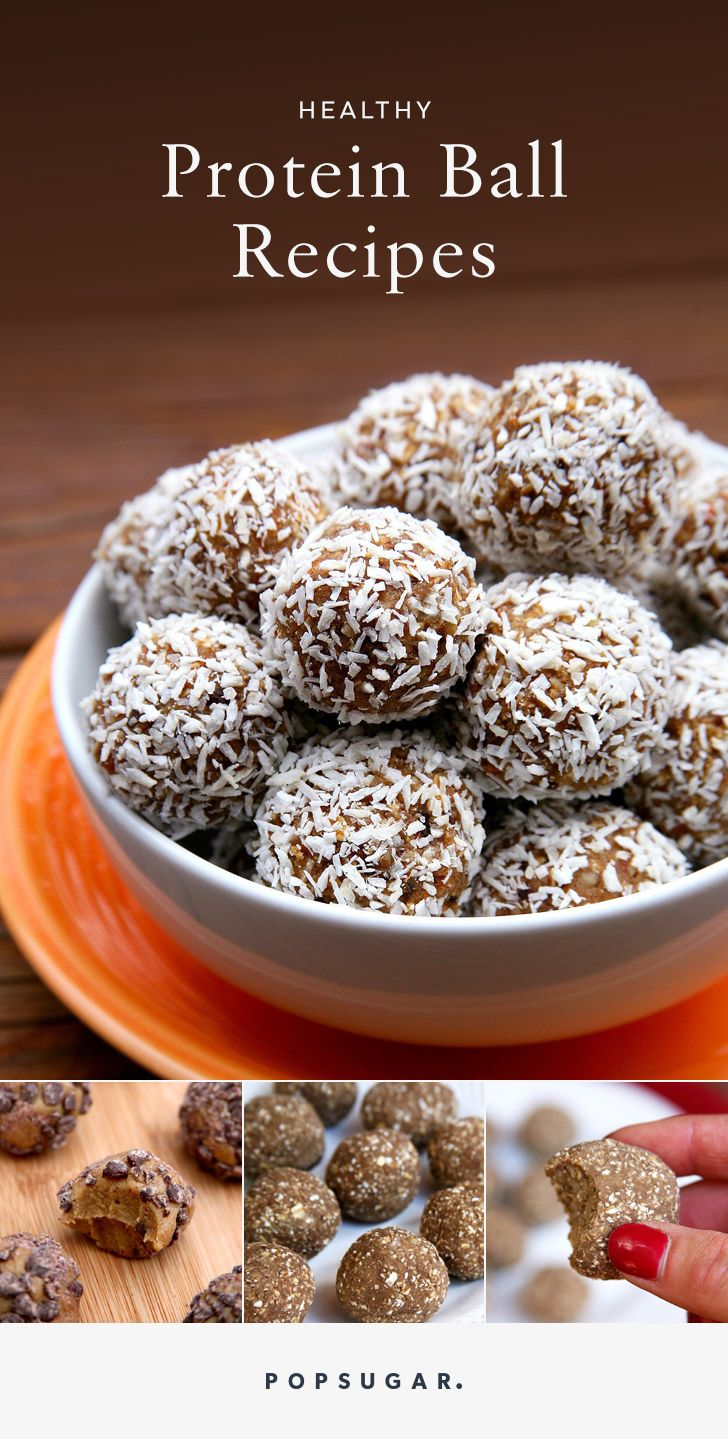 11 Healthy Protein Balls To Snack On Between Meals Healthy Protein Healthy Protein Snacks