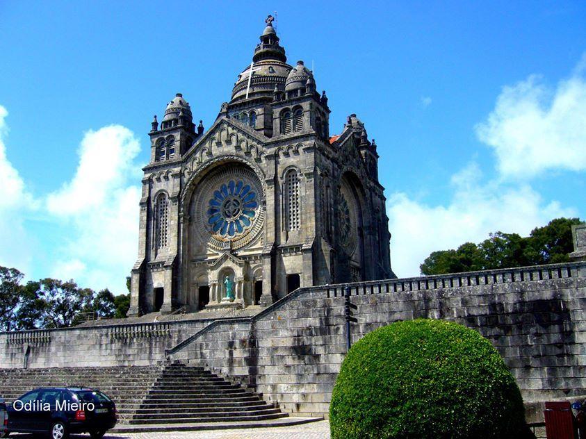 AS DE MAIOR IMPACTO (http://on.fb.me/1iKHt6q) • 21/05/2014 ► Basílica de Santa Luzia - Viana do Castelo • De: Odilia Mieiro (http://on.fb.me/Rd6NFR)