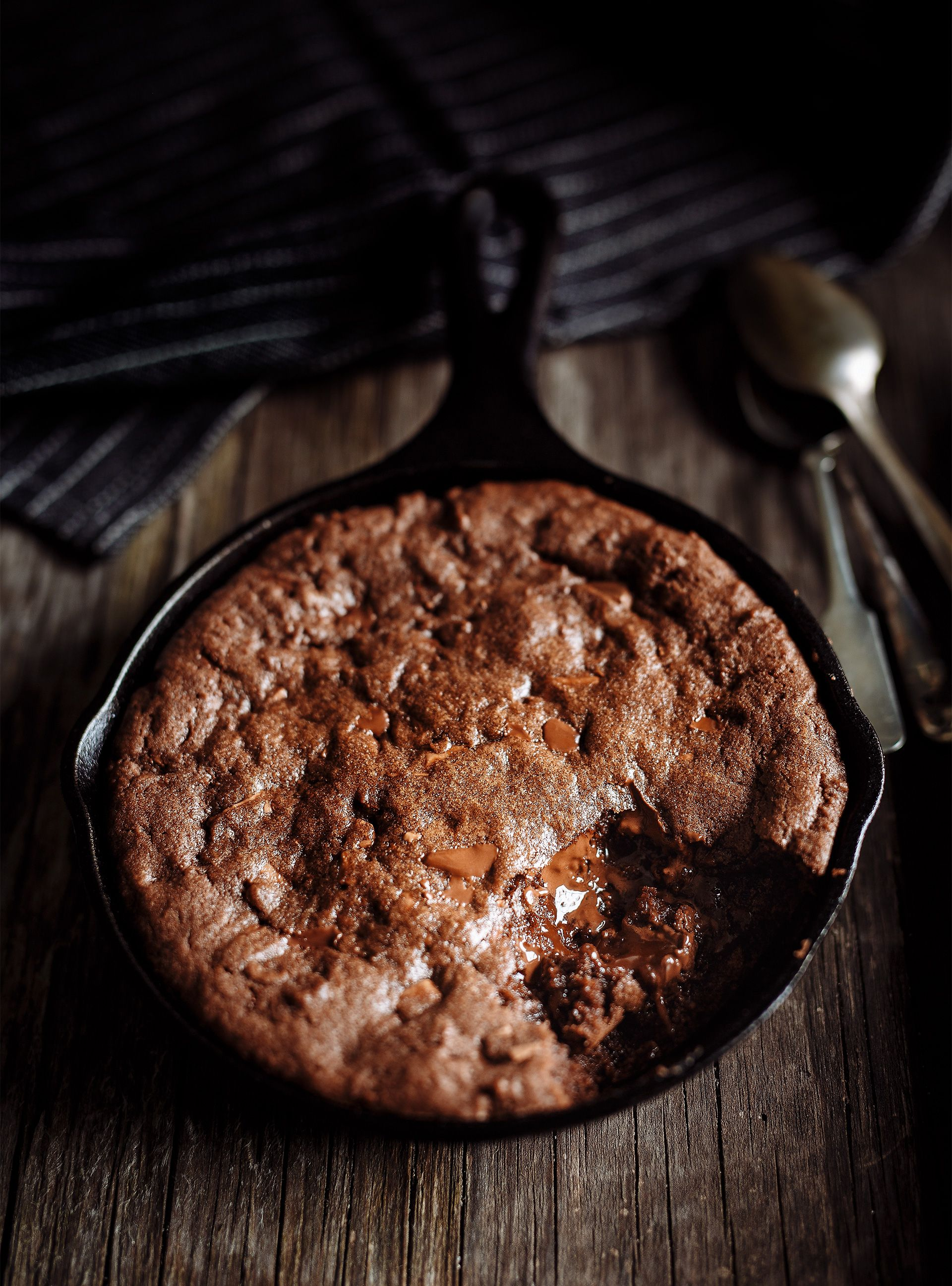 Recette de biscuits fondants au chocolat à partager de Ricardo