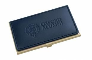 Oxford alumni business card holder alumni business cards oxford alumni business card holder reheart Choice Image