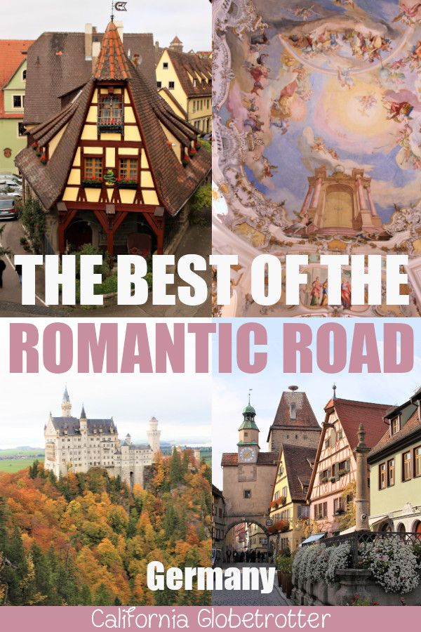 The Best of Germany's Romantic Road