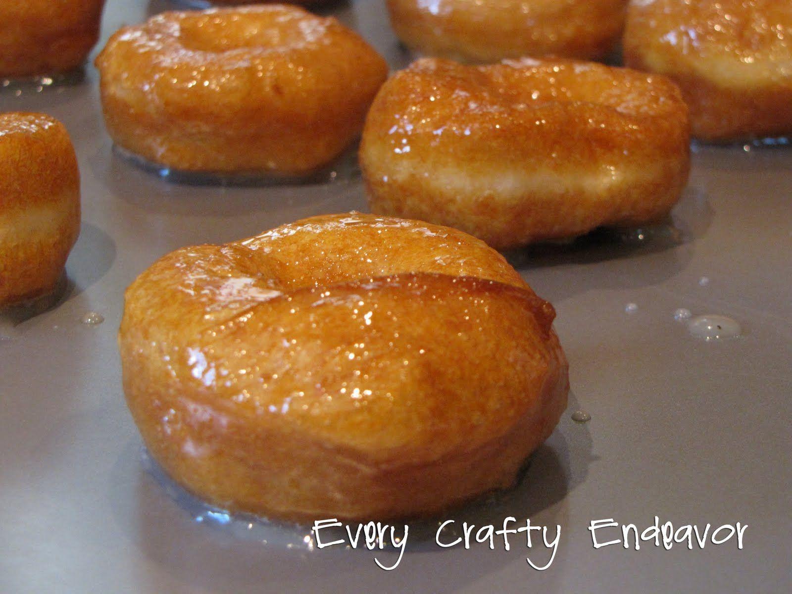 Every Creative Endeavor: Super Easy Peasy Doughnuts