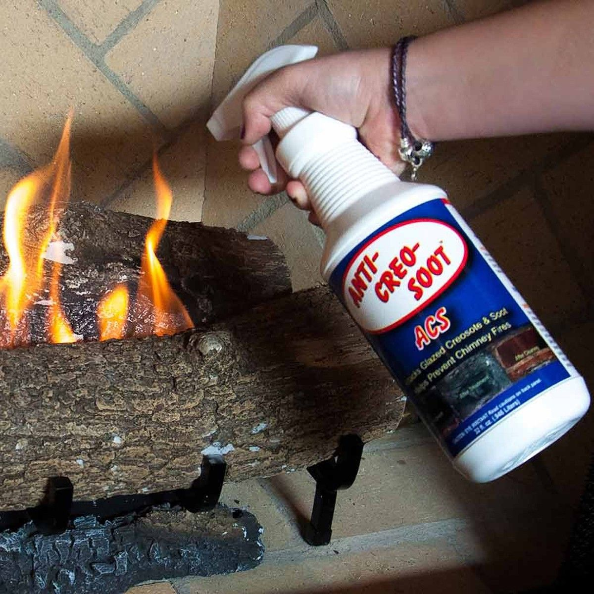 Anti Creo Soot Creosote Remover Quart In 2020 Chimney Cleaning Coal Burning Stove Coal Furnace