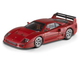 HOT WHEELS F40 RED NEW DIE-CAST 1:43
