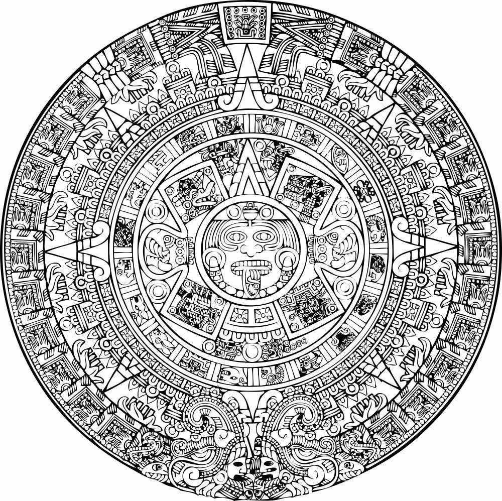 Azteca | Los aztecas | Pinterest | Calendario azteca, Azteca y México