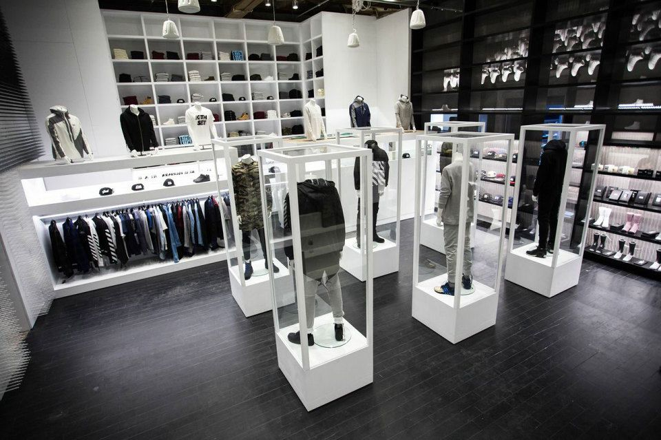 Ronnie Fieg Opens Expanded KITH NYC Flagship Store | Highsnobiety