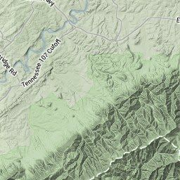 Appalachian Trail Shelters Google Map Places Id Like To Go - Appalachian trail shelters map