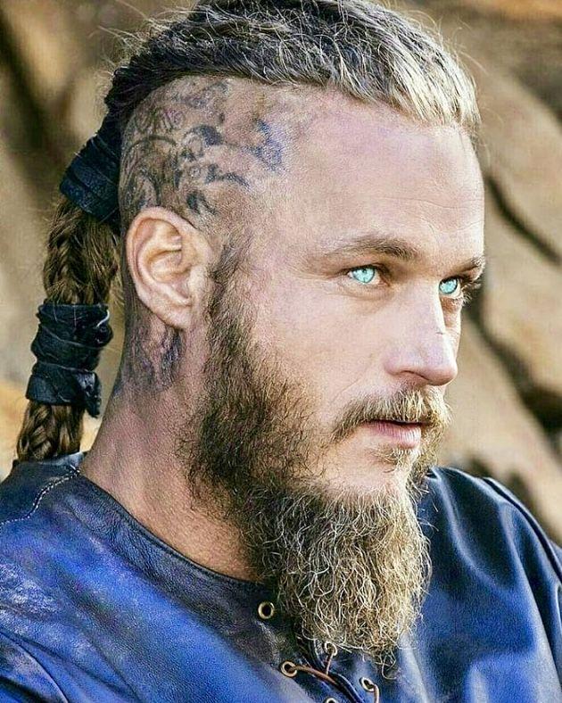 Pin De Anubis Em Vikings Barba Sem Bigode Barba E Cabelo Barba E Cabelo Masculino