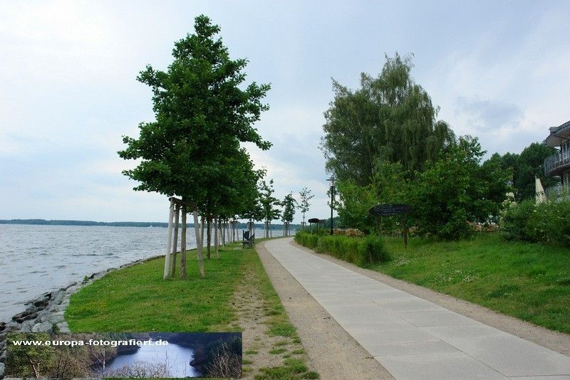 Waren / Müritz 14.06.2009 - am Hafen