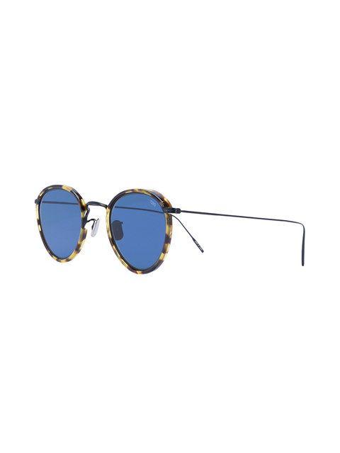 Eyevan7285 tortoiseshell round frame sunglasses Pay With Visa Cheap Online CRbpbE25