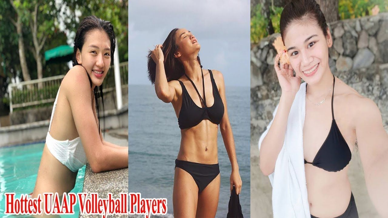 Most Beautiful Hottest Uaap Volleyball Players Volleyball Players Volleyball Players