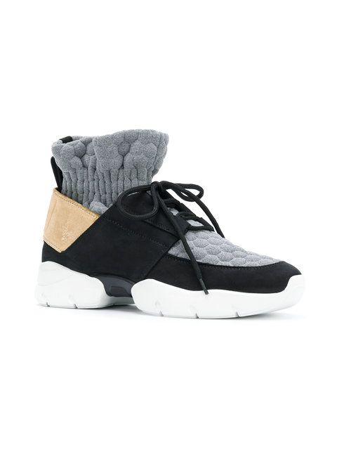 MSGM sock insert sneakers | Sneakers