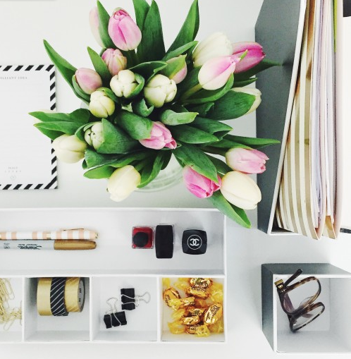 How to make your study space bloom more spring!