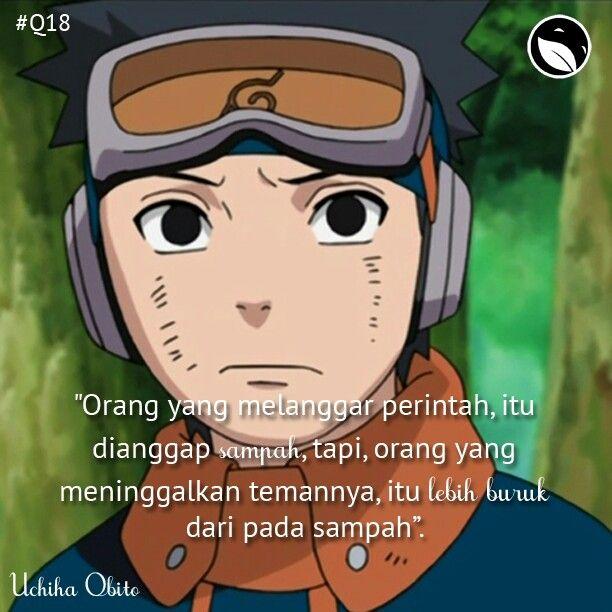 Pin Oleh Lubna Kurniaputri Di Naruto Orang Teman Kutipan