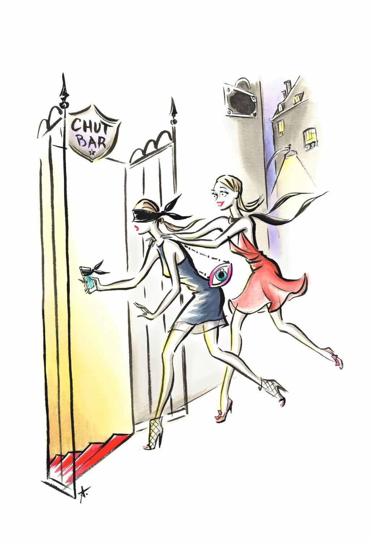 Bars Plages Et Restaurants Secrets Snobisme Ou Coup