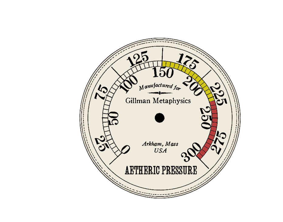 Steampunk gauges - Steampunk pressure gauge ...