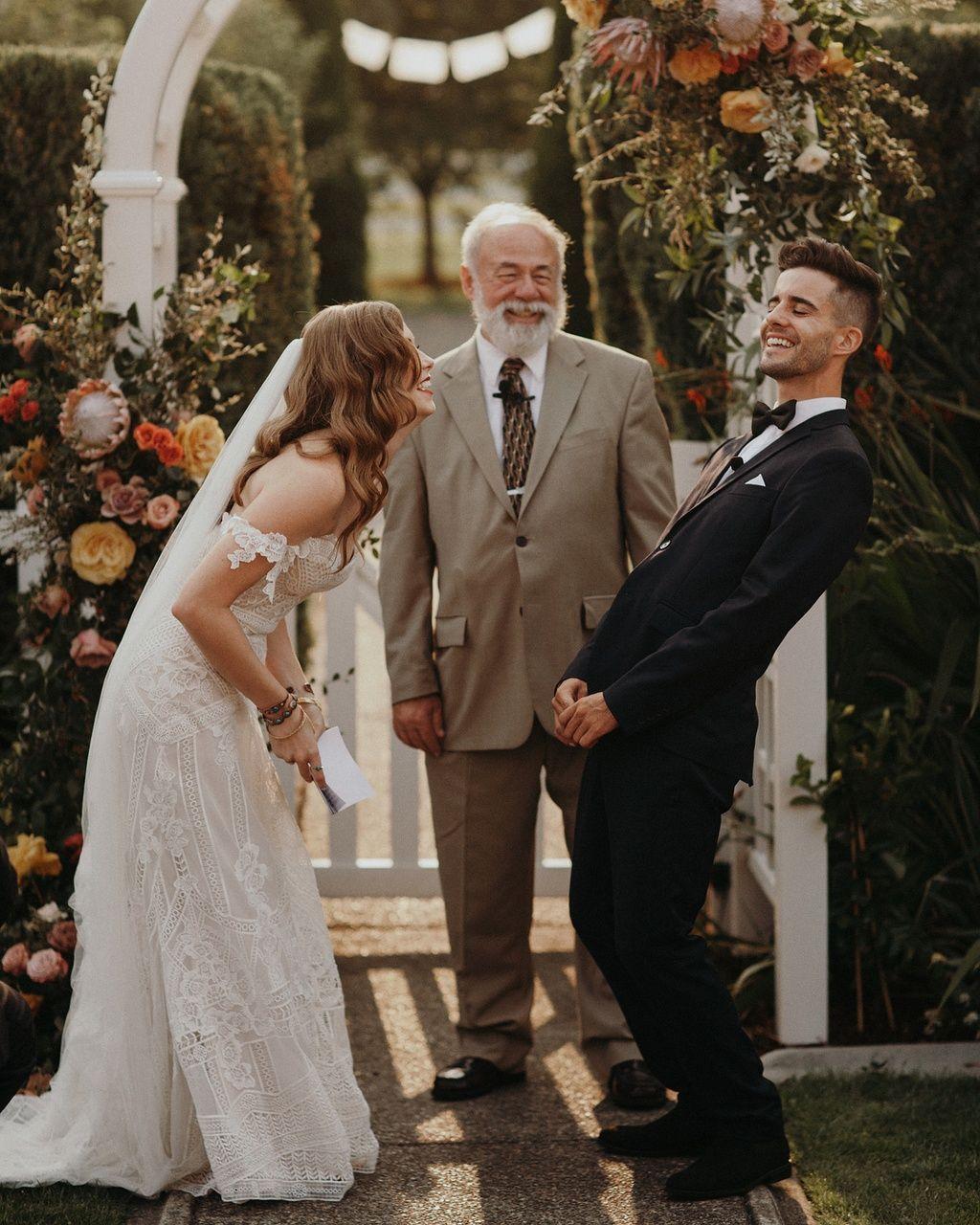Here S The Lowdown On Friends Officiating Weddings Ruffled In 2020 Wedding Beauty Hacks Blackheads Beauty Hacks Dark Circles