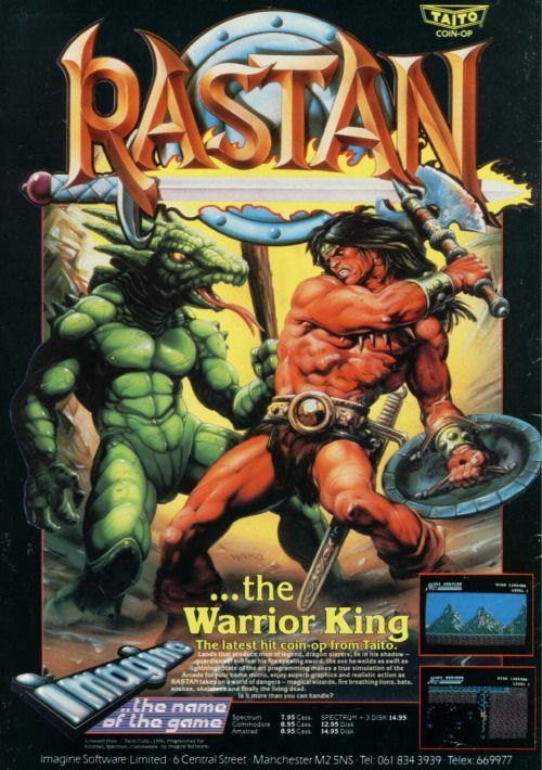 Videospiele Von 1980er