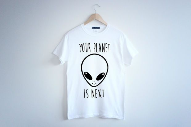 Your Planet Is Next