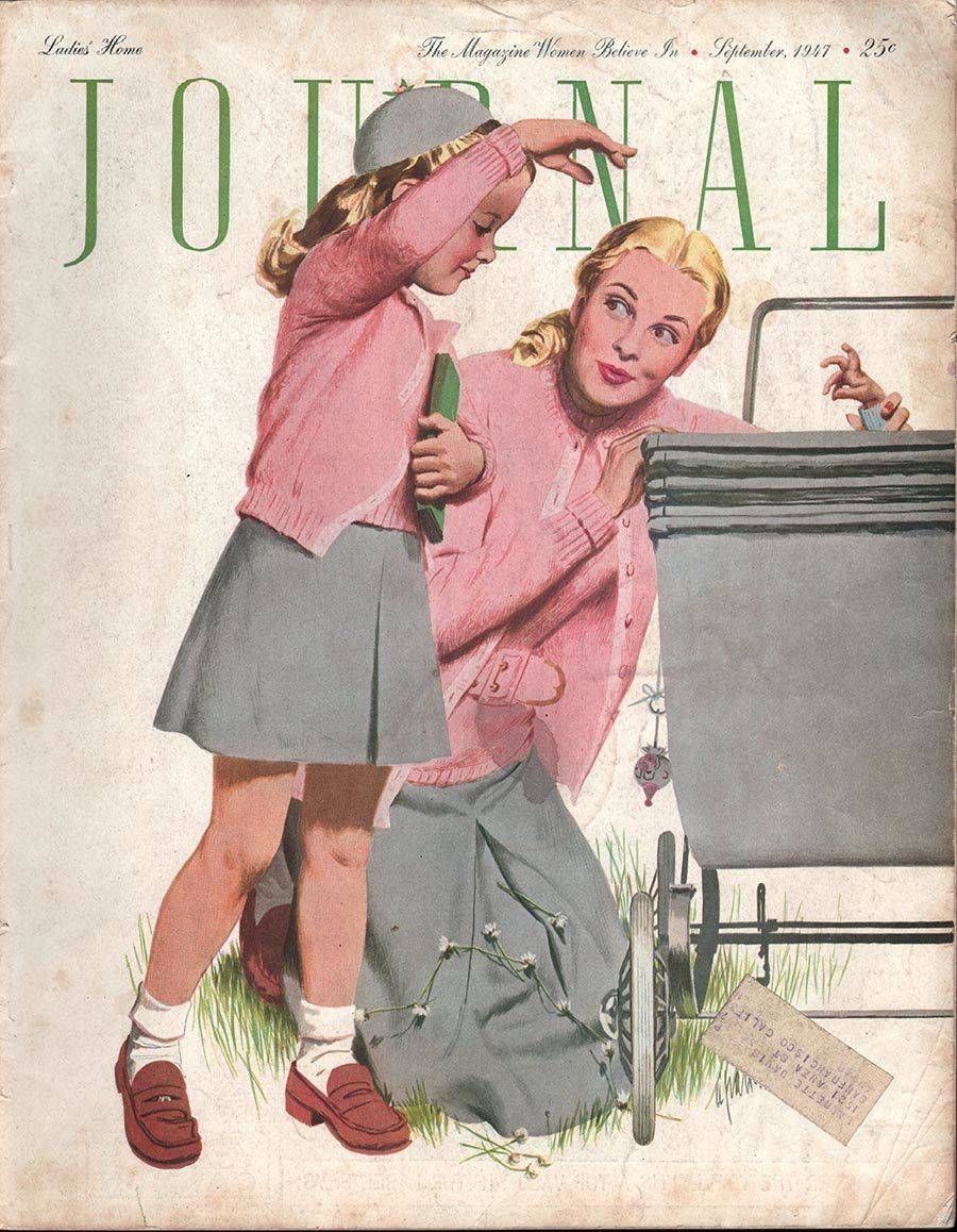 Pin On Ladies Home Journal