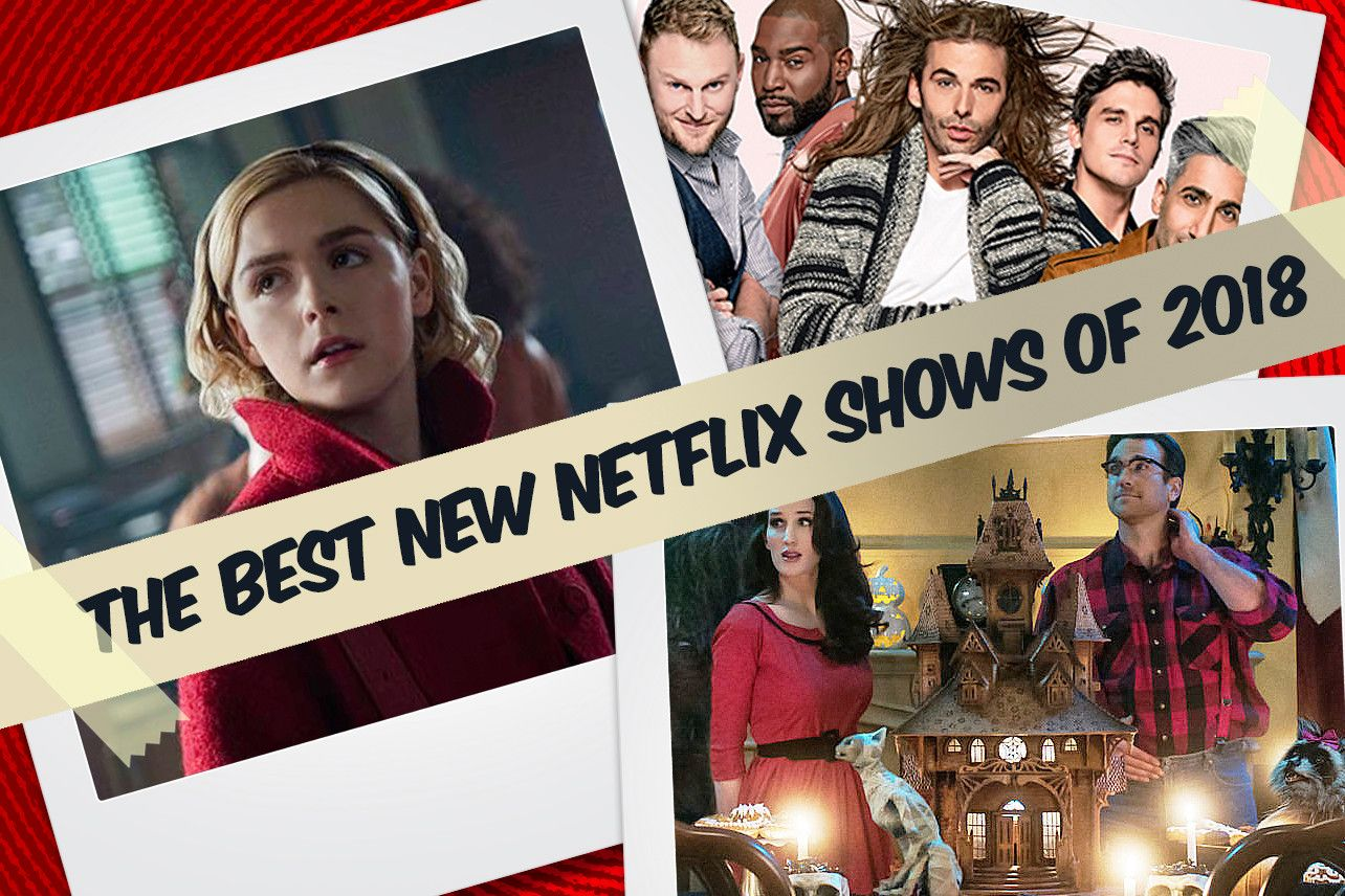 The 17 Best New Netflix Shows of 2018, According to Rotten