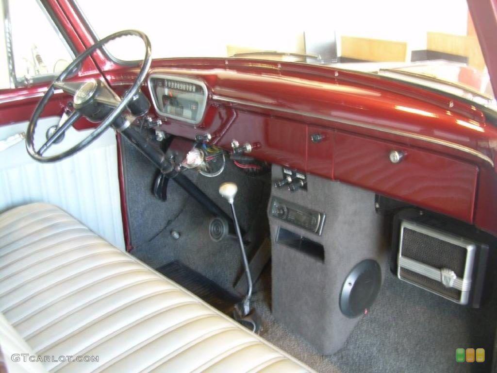 1953 original ford truck colors 1953 dark red metallic ford f100 pickup truck 42873688 photo 14  [ 1024 x 768 Pixel ]