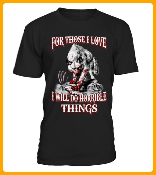 FOR THOSE I LOVE - Wolf shirts (*Partner-Link)