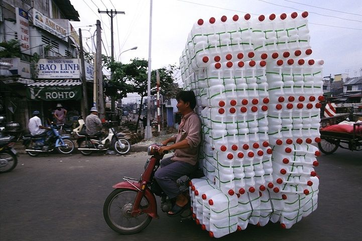 bottle transporter