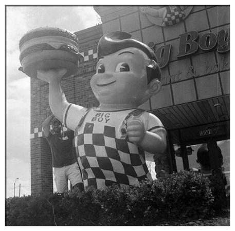 Bob S Big Boy Restaurant Dearborn Mi No Longer Open But I