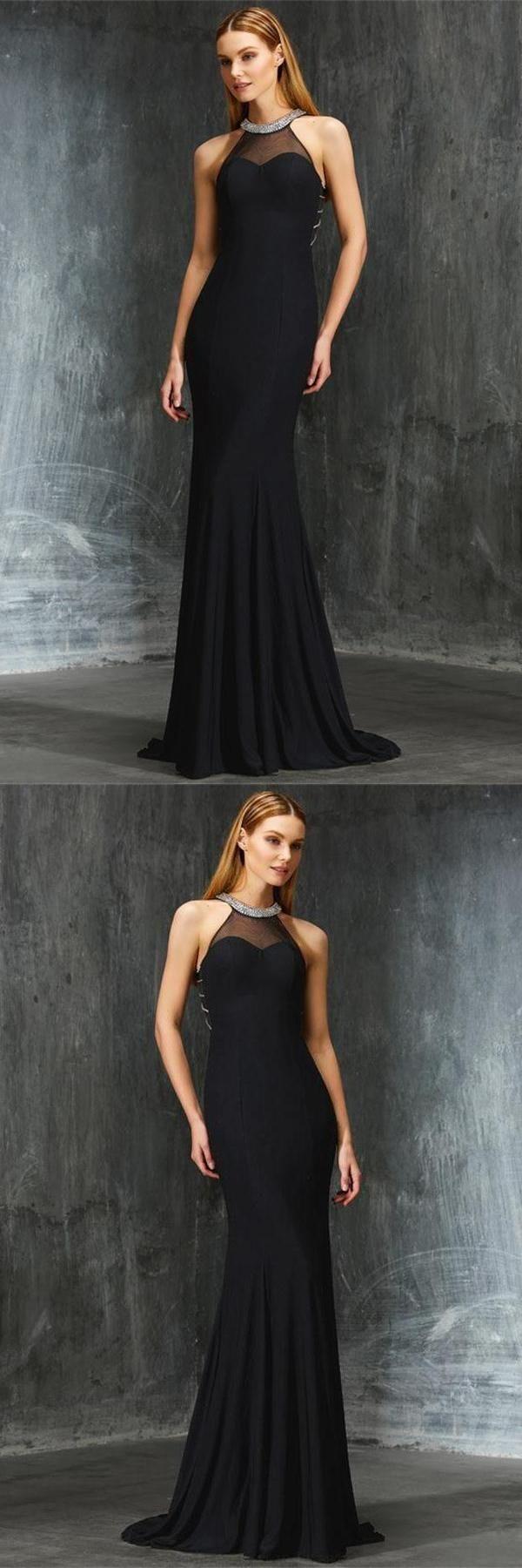 Prom dresses mermaid black prom dresses simple prom dresses prom