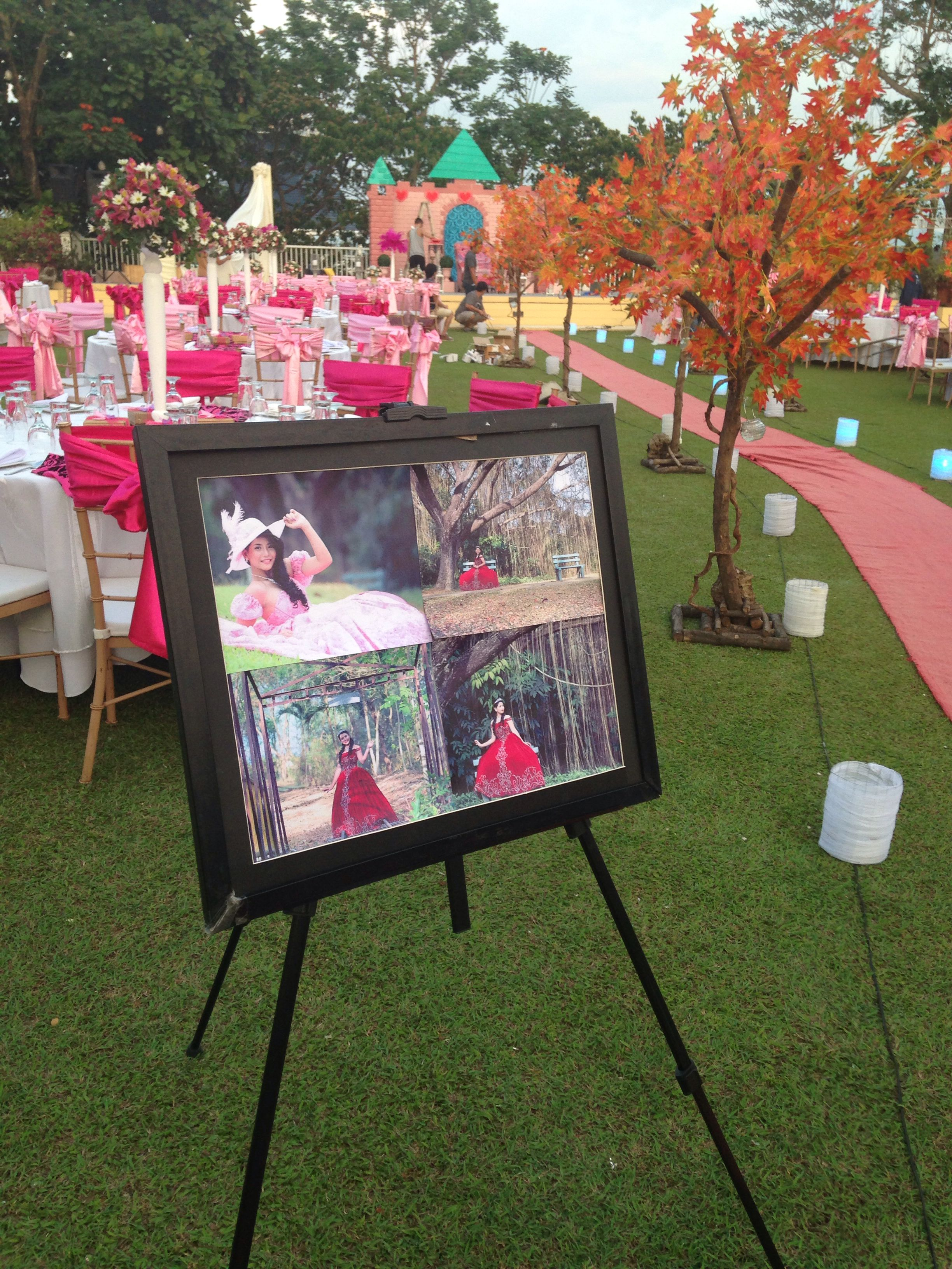 18th Birthday Event Ideas Pink Theme Debut