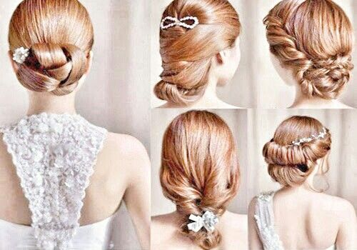 Jenis Sanggul Hairstyle Hair Styles 2014 Wedding Hairstyles For
