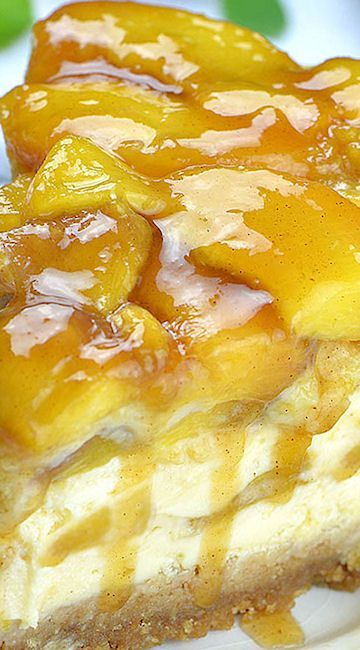 Peach Cobbler Cheesecake #peachcobblercheesecake Peach Cobbler Cheesecake #peachcobblercheesecake