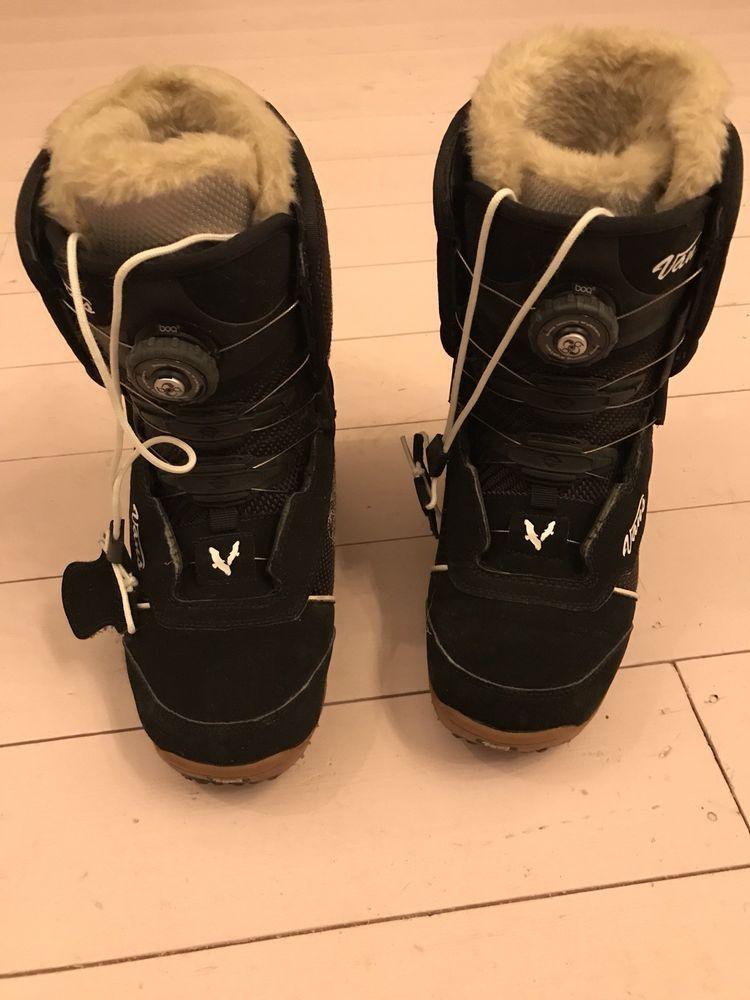 vans snowboard boots boa lacing system