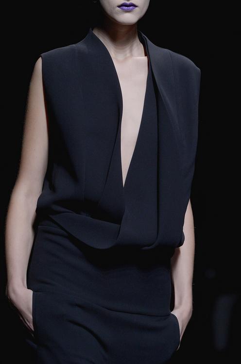 Haider Ackermann - Spring 2013.♥♥♥♥♥♥♥♥♥♥♥♥♥♥♥♥♥♥♥♥♥♥ fashion consciousness ♥♥♥♥♥♥♥♥♥♥♥♥♥♥♥♥♥♥♥♥♥♥