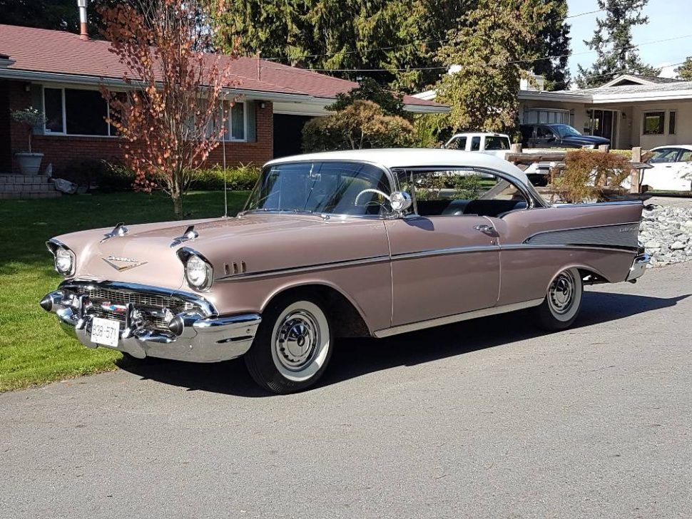 Hemmings Find of the Day – 1957 Chevrolet Bel Air