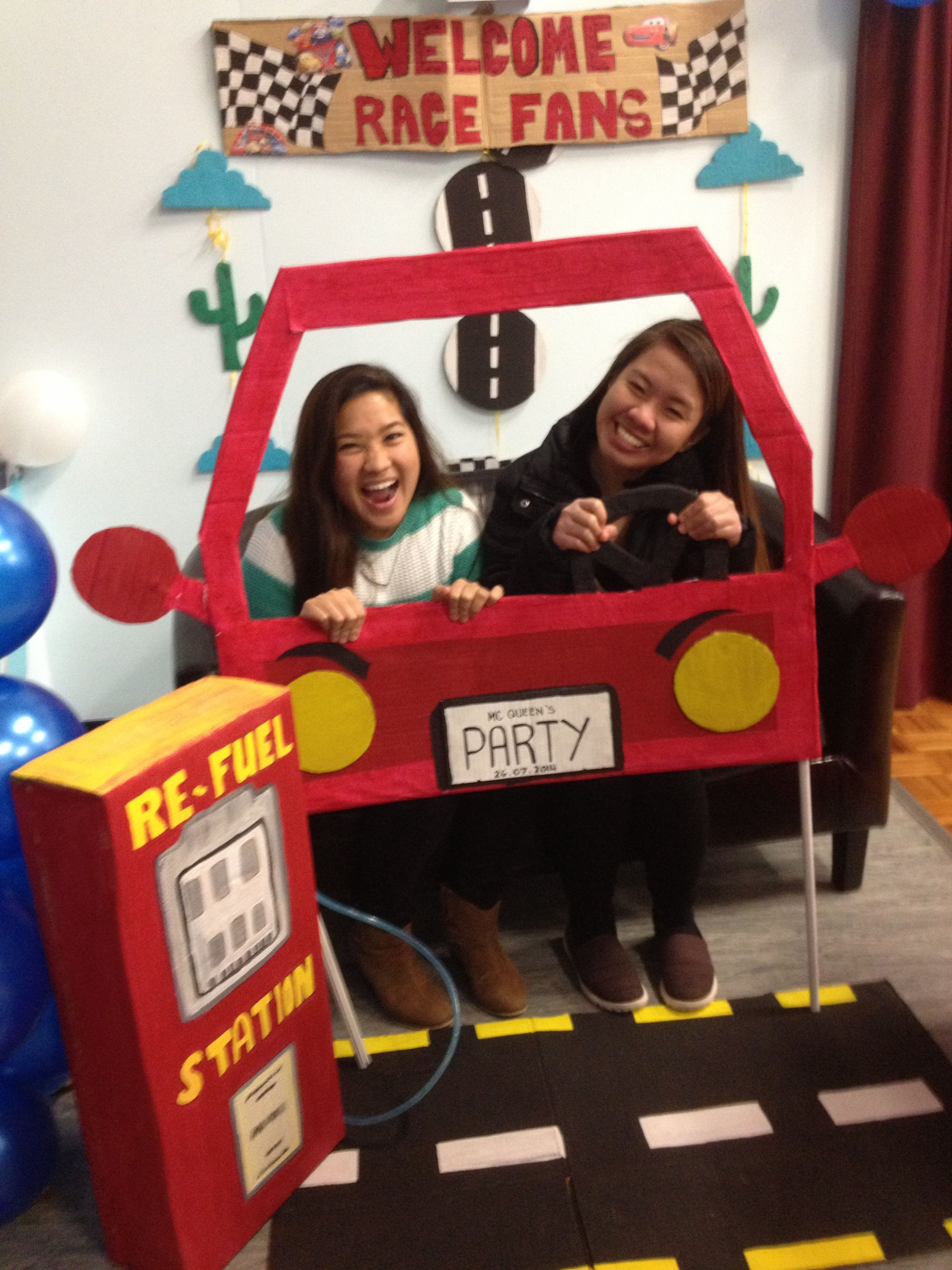 Cars Photo Booth Special Occasions In 2019 Cars Birthday Parties