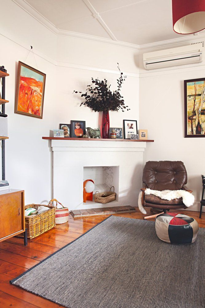 House Tour: A Creative Retro-Style House in Australia | Apartment Therapy