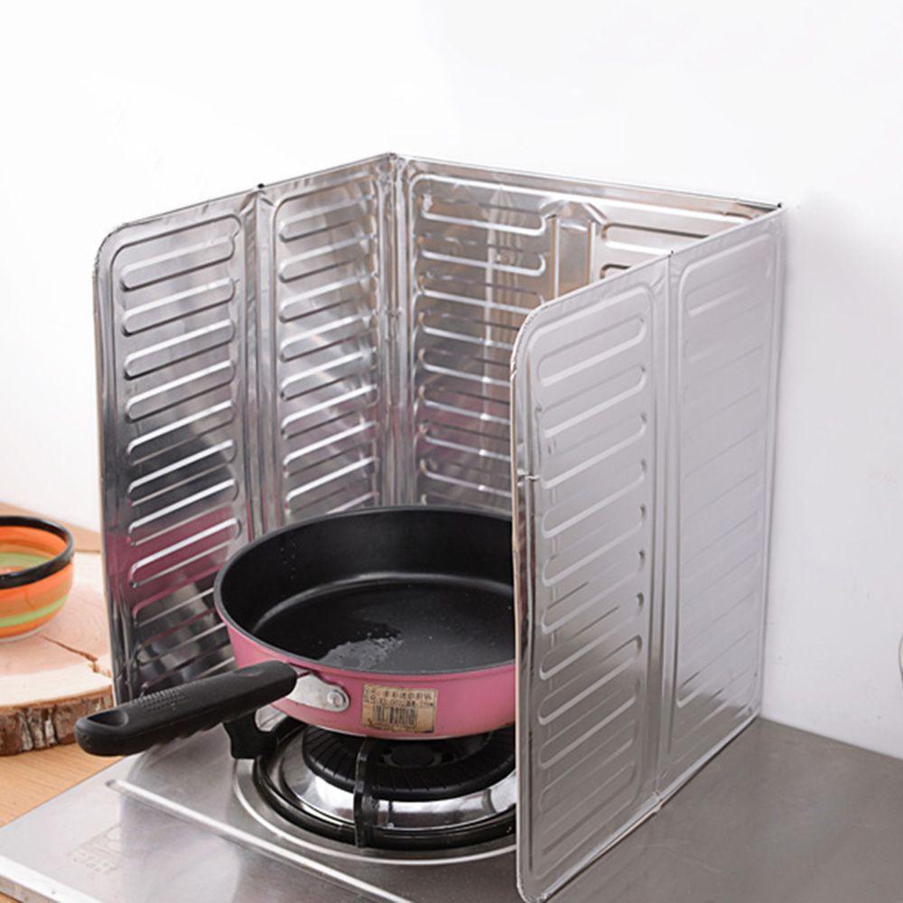Cooking Frying Oil Splash Screen Cover Anti Splatter Shield Guard For Kitchen.