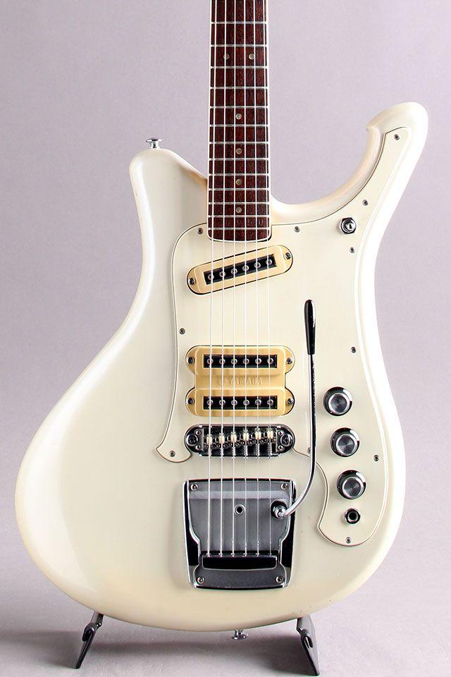 Yamaha Sg 5a Pearl White 1968 Yamaha Guitar Guitar Acoustic Guitar Accessories
