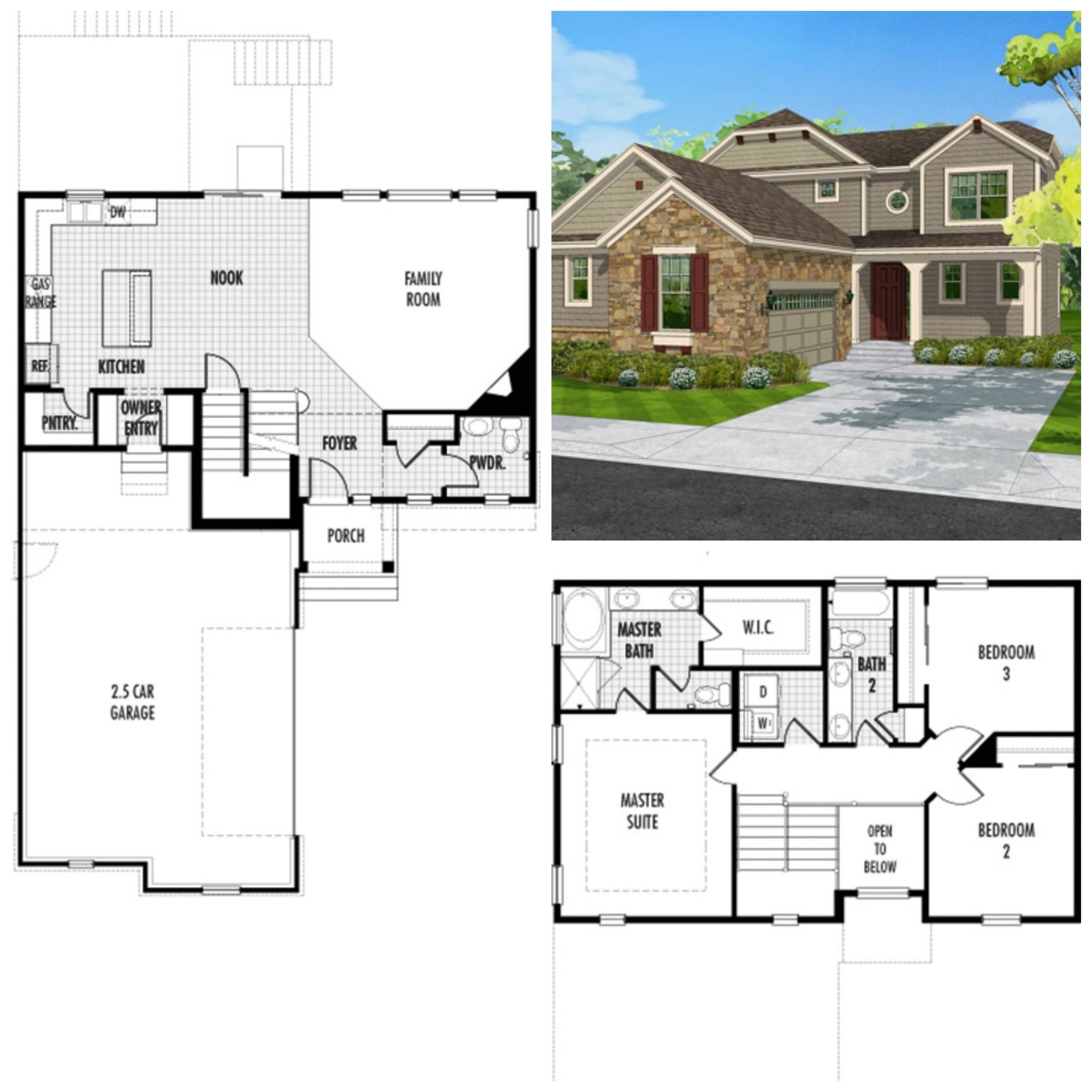 Pin By Lennar On Dream House Floor Plans Home Design Plans House Plans