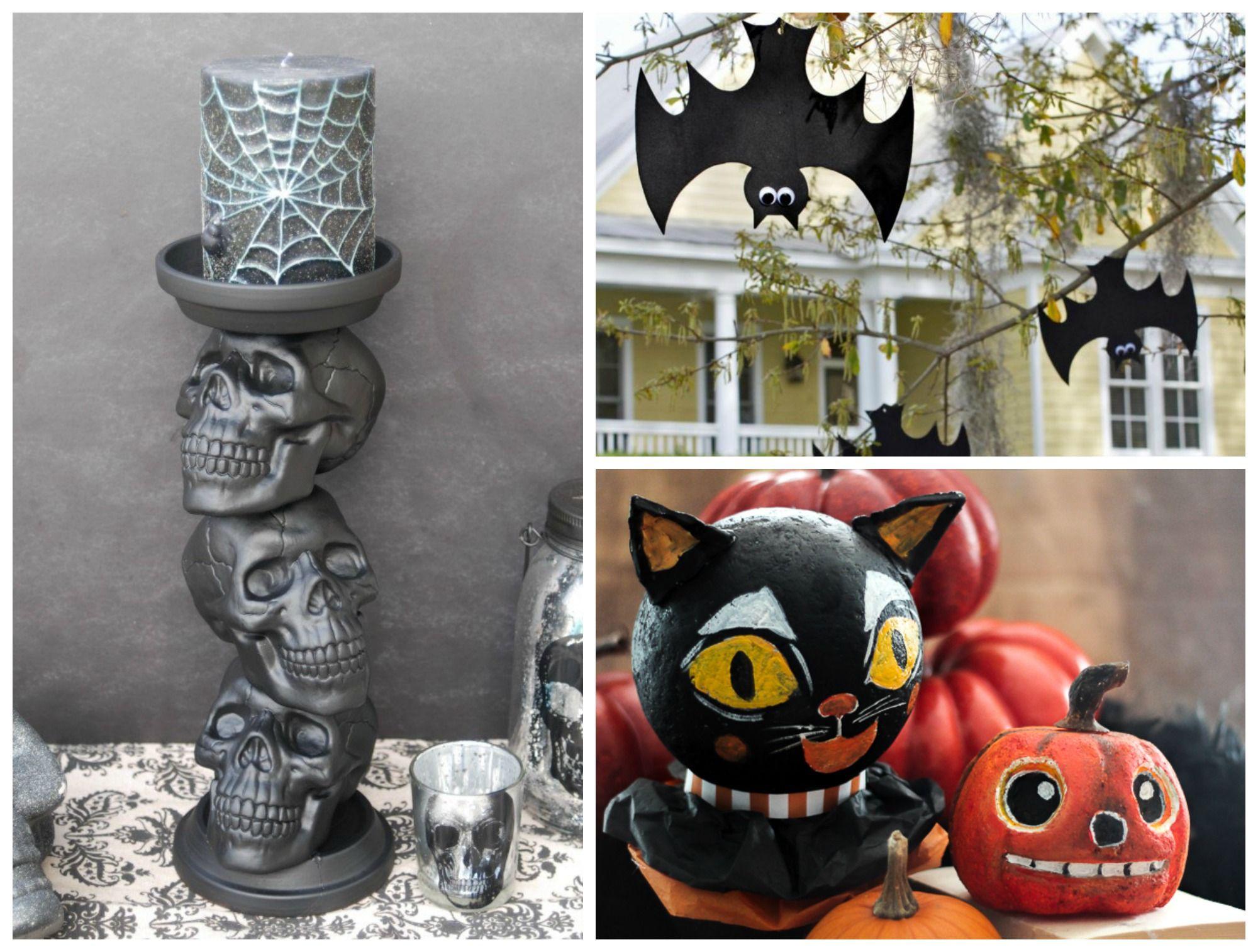 Halloween Diy Decor Options Home Ideas Pinterest Scary - halloween diy decor