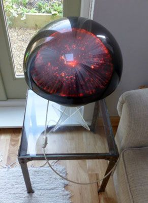 1970s crestworth galaxy fibre optic table lamp on ebay vintage 1970s crestworth galaxy fibre optic table lamp on ebay mozeypictures Images
