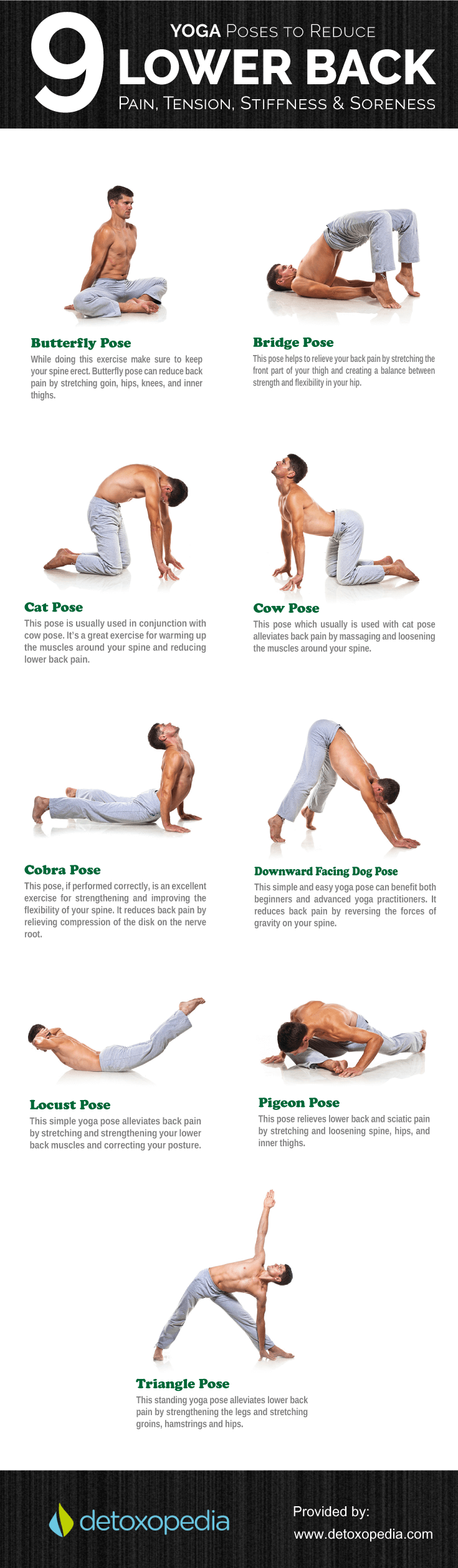 Yoga For Lower Back Pain And Weight Loss